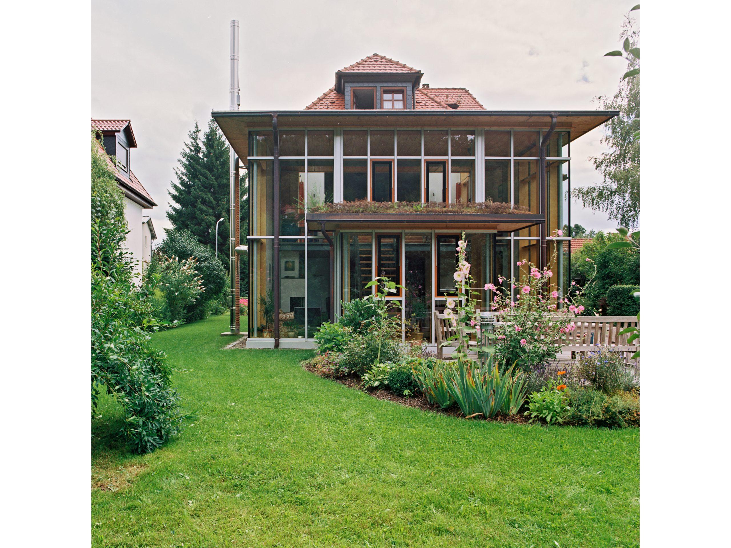 Haus Erweiterung Garten